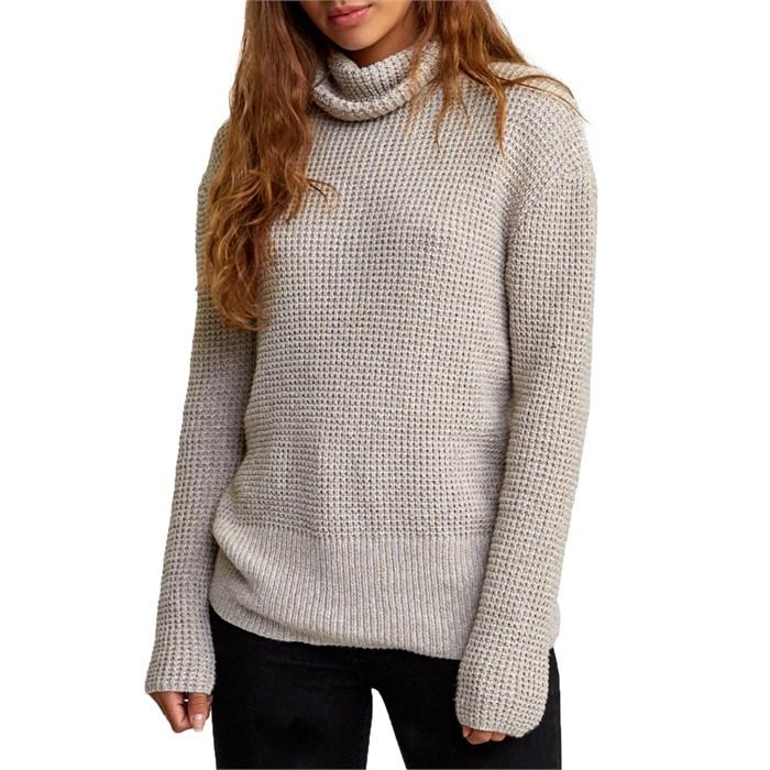 RVCA - Roll It Sweater - Women's
