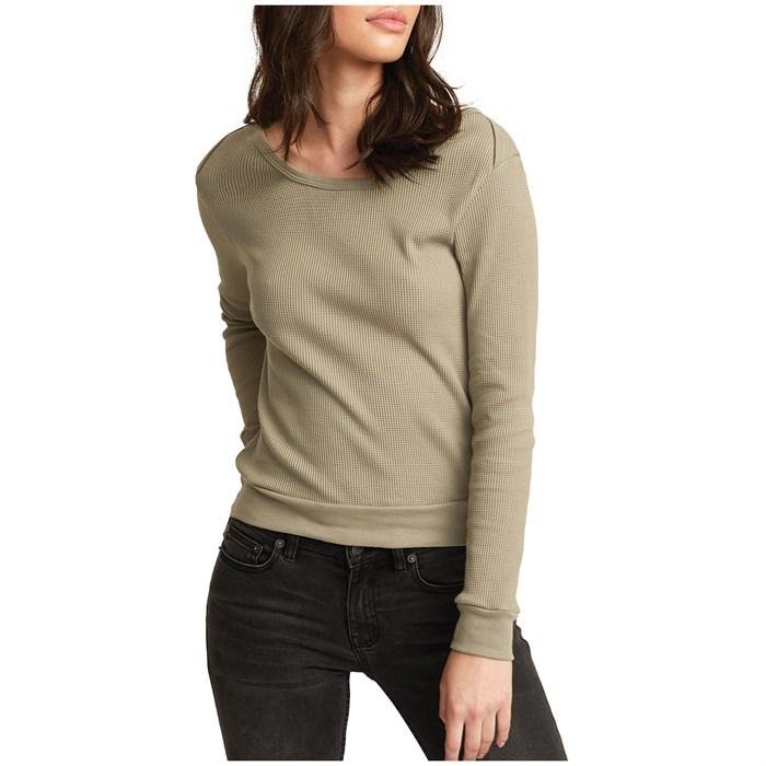 RVCA - Sedona Long-Sleeve Top - Women's