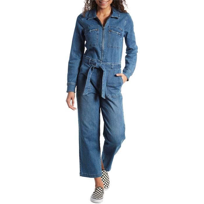 Volcom - Fix It Boiler Jumpsuit - Women's