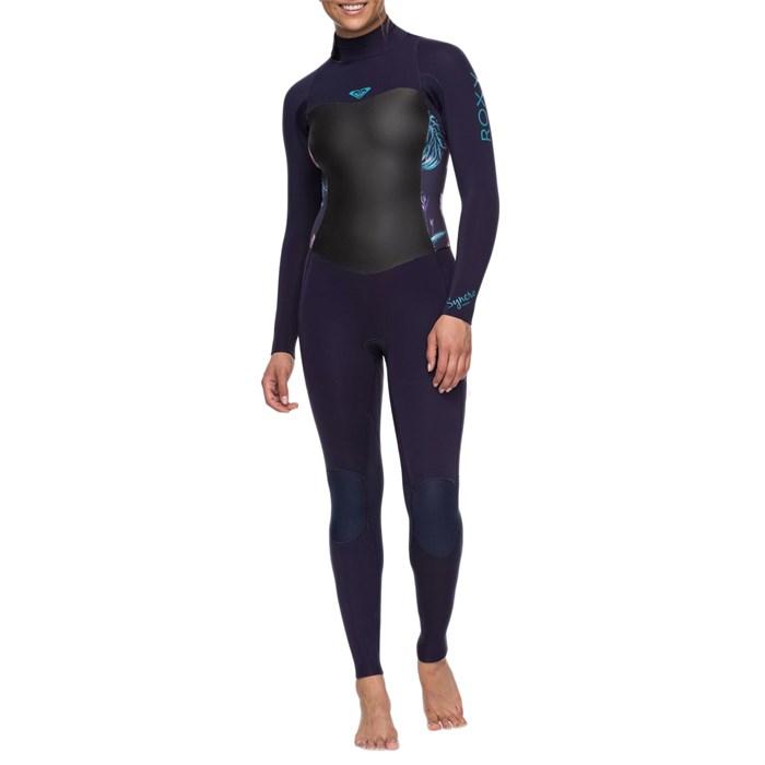 Roxy - 4/3mm Syncro Back Zip GBS Wetsuit - Women's