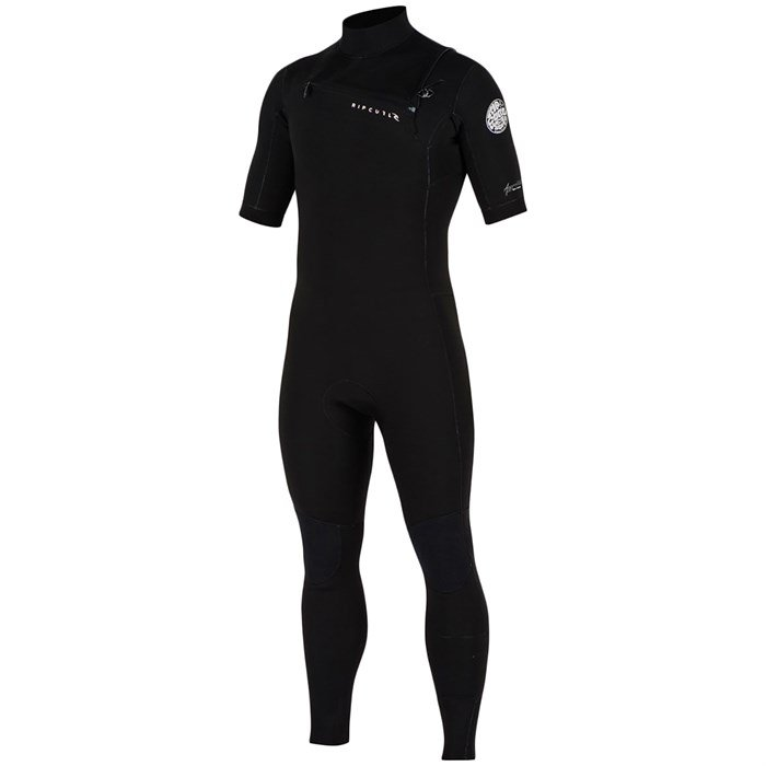 Rip Curl - 2/2 Aggrolite Short Sleeve Chest Zip Springsuit