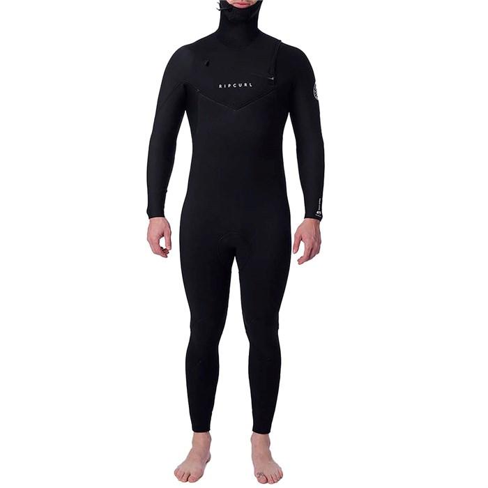Rip Curl - 5/4 Dawn Patrol Chest Zip Hooded Wetsuit