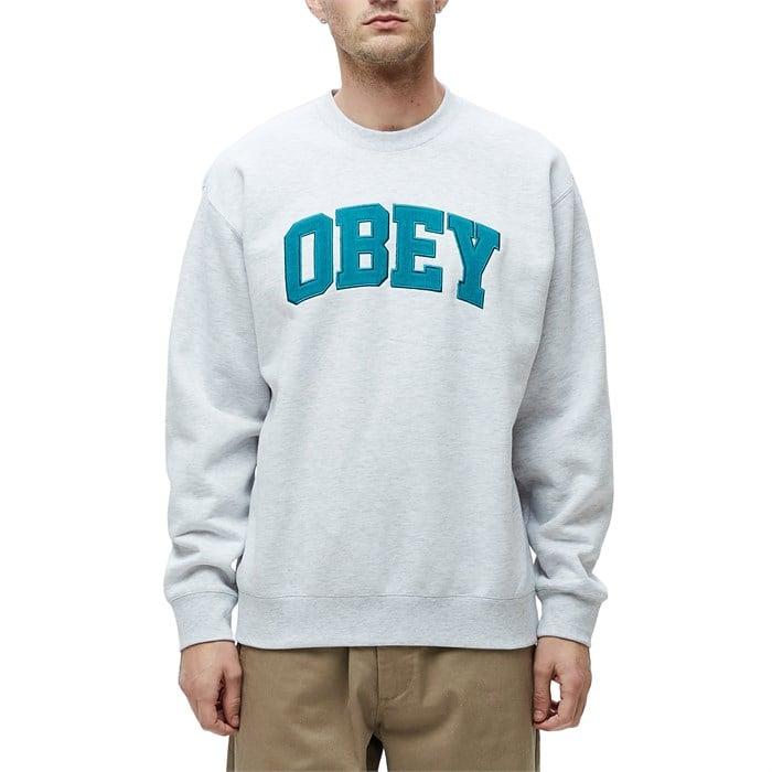 Obey Clothing Uni Crew Sweatshirt | evo