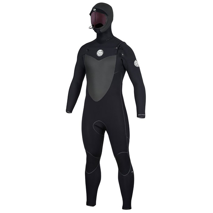 Rip Curl - 4/3 Flashbomb Hooded Wetsuit