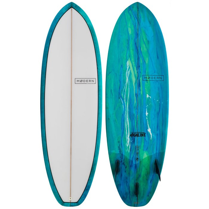 Modern - Highline PU Surfboard