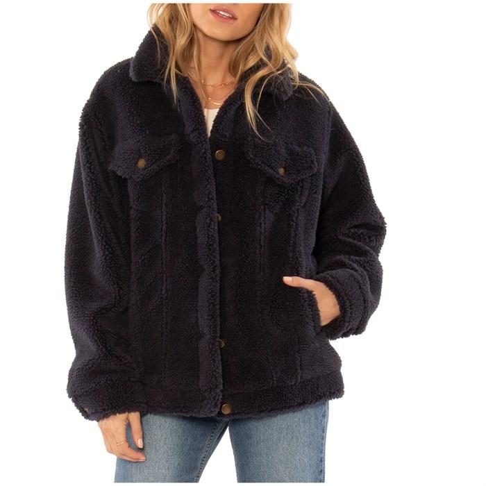 Amuse Society - Shea Sherpa Jacket - Women's