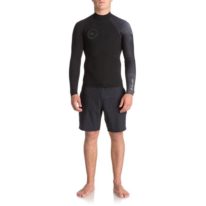 Quiksilver - 2mm Highline+ Long Sleeve GBS Wetsuit Top