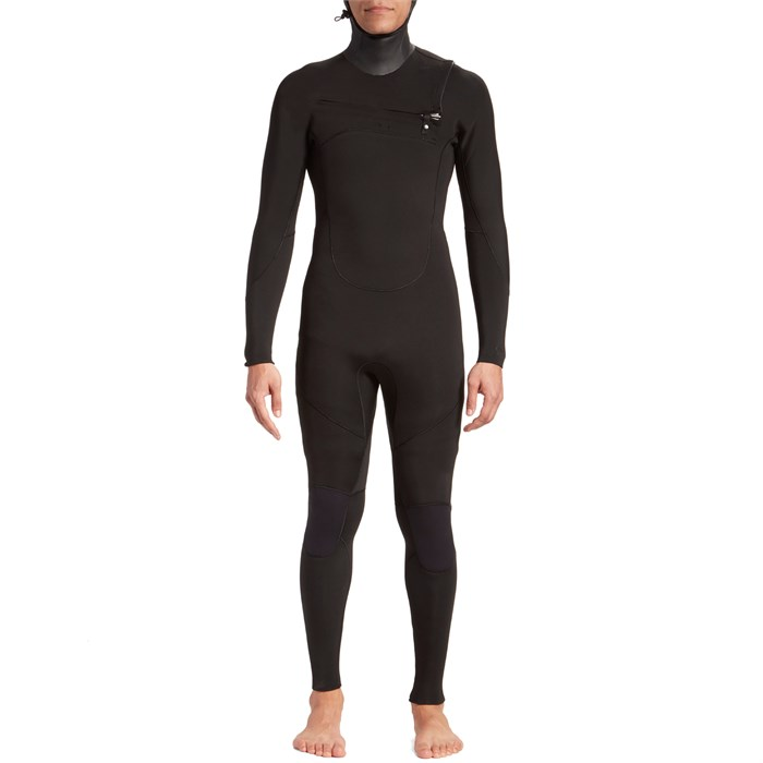 Imperial Motion - 5/4/3 Lux Deluxe Hooded Chest Zip Wetsuit