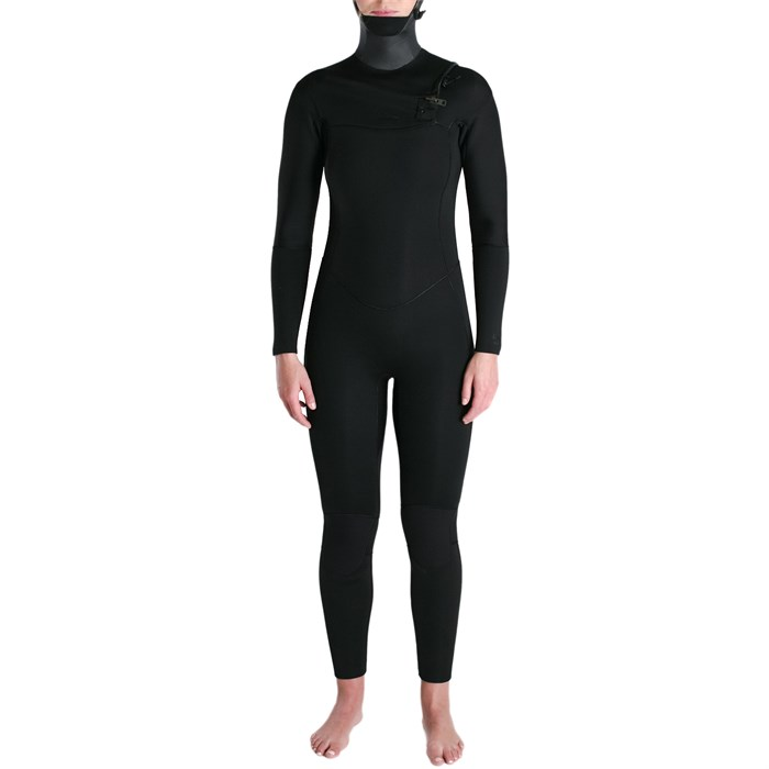 Imperial Motion - 5/4/3 Luxxe Deluxe Hooded Chest Zip Wetsuit - Women's