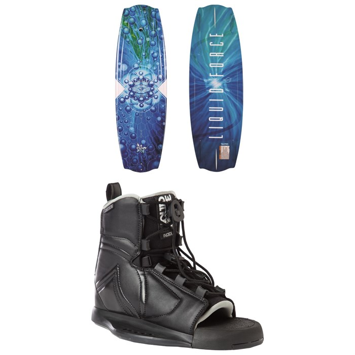 Liquid Force - Trip + Index Wakeboard Package 2019