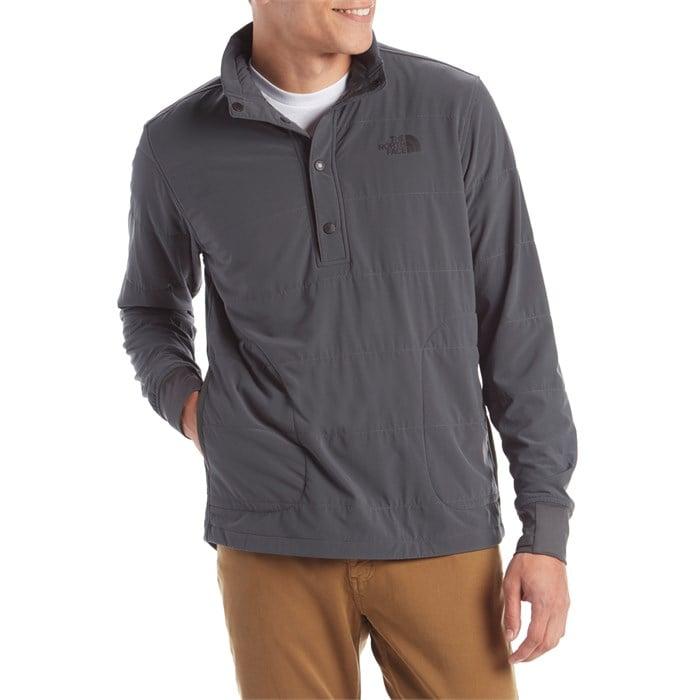 The North Face - 1/4 Snap Mountain Sweatshirt