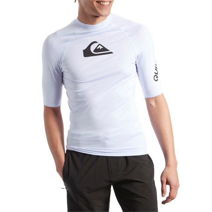 Quiksilver - All Time Short Sleeve Surf Tee