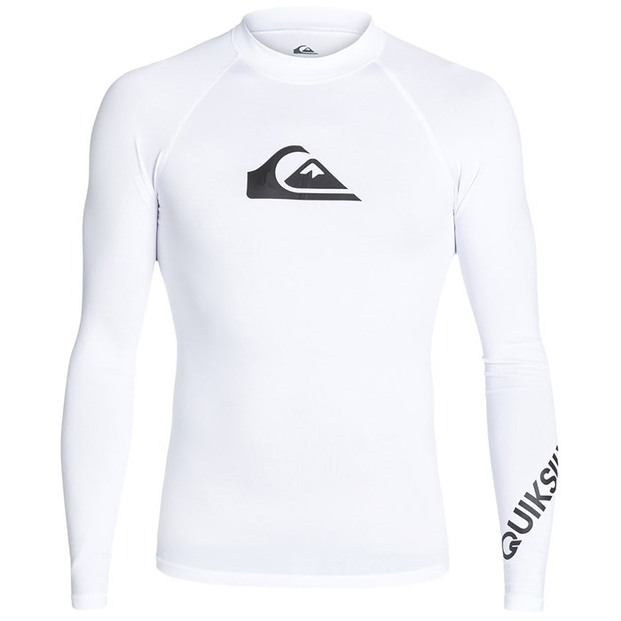 Quiksilver - All Time Long Sleeve Surf Tee