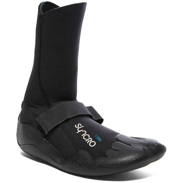 Roxy - 3mm Syncro Round Toe Wetsuit Boots - Women's