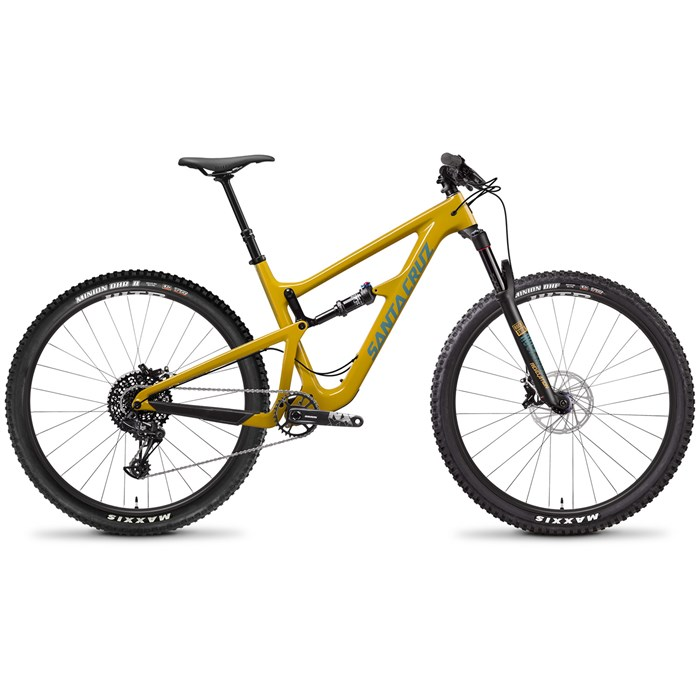 Santa Cruz Bicycles - Hightower C R Complete Mountain Bike 2019