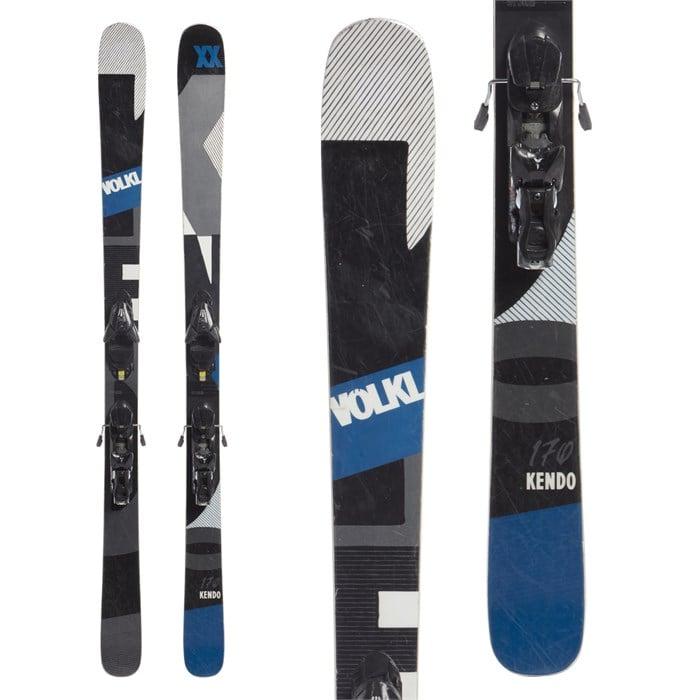Volkl - Kendo Skis + Atomic Warden 11 Bindings 2017 - Used