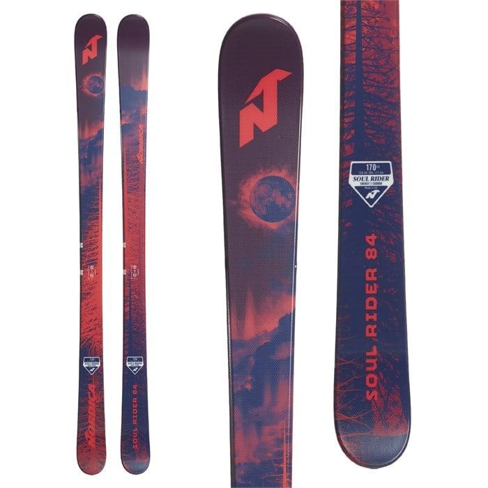Nordica - Soul Rider 84 Skis 2019