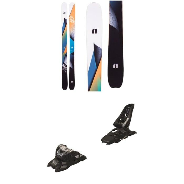 Armada - Trace 88 Skis - Women's + Marker Squire 11 ID Ski Bindings 2020