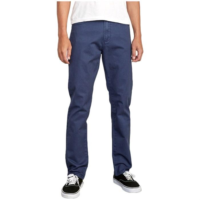 RVCA - Daggers Slim-Straight Twill Pants