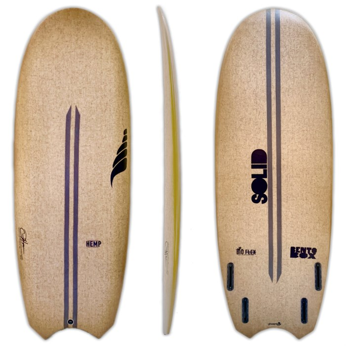 Solid Surf Co - Bento Box Surfboard