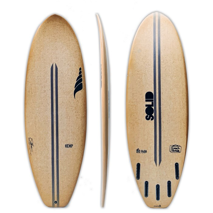 Solid Surf Co - Lunch Break Surfboard