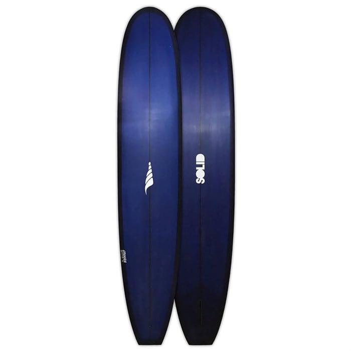 Solid Surf Co - Log Surfboard