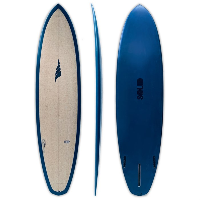 Solid Surf Co - Diamond Jig Surfboard