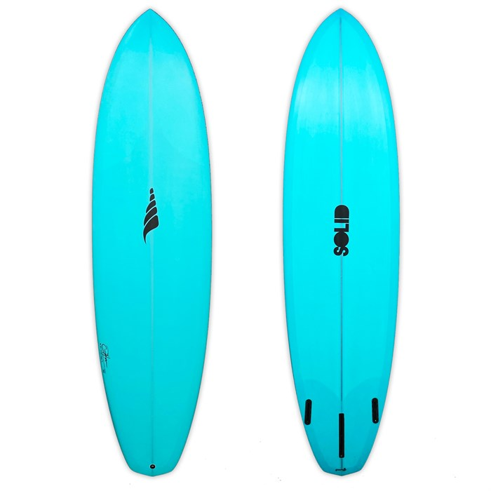 Solid Surf Co - Diamond Jig Surfboard