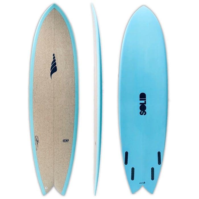 Solid Surf Co - Pescador Surfboard
