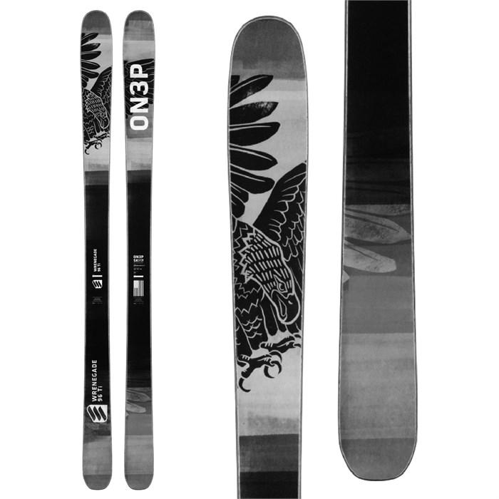 ON3P - Wrenegade 96 Ti Skis 2020