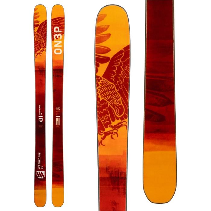 ON3P - Wrenegade 96 Skis 2020