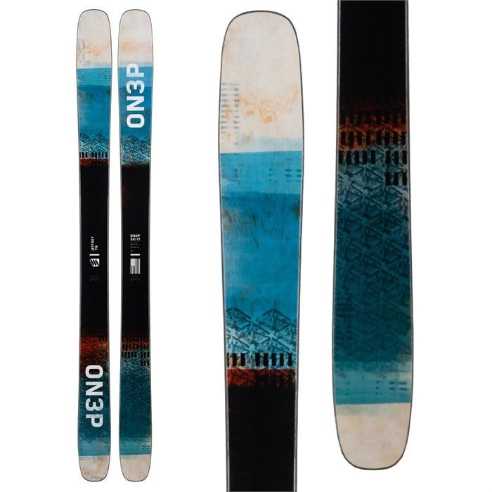 ON3P - Jeffrey 116 Skis 2020