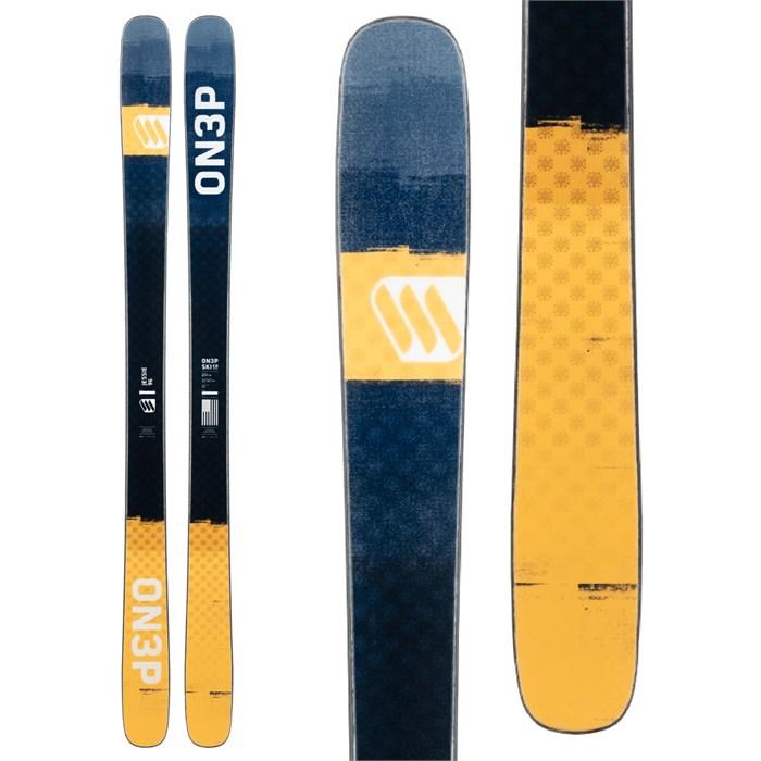 ON3P - Jessie 96 Skis - Women's 2020