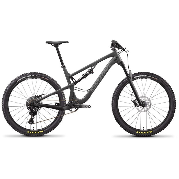 side facing santa cruz bicycles 5010 a d