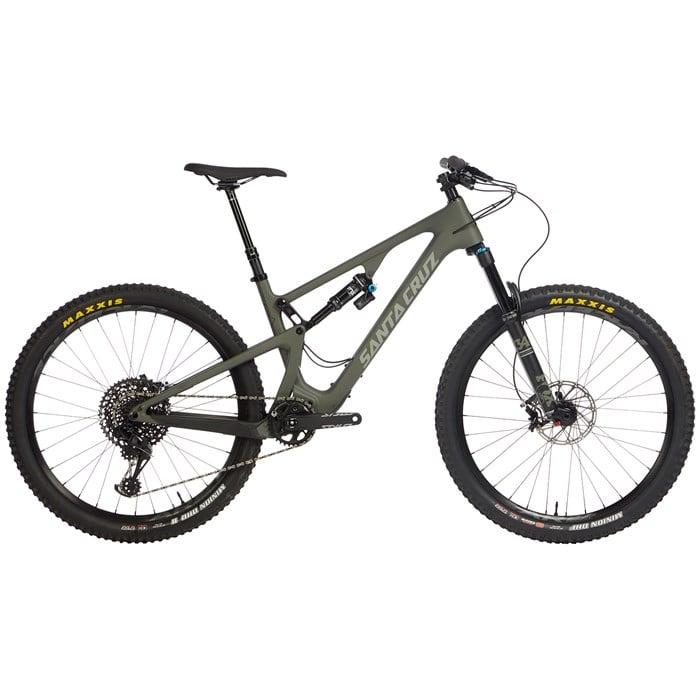 Santa Cruz Bicycles - 5010 C S Complete Mountain Bike 2020