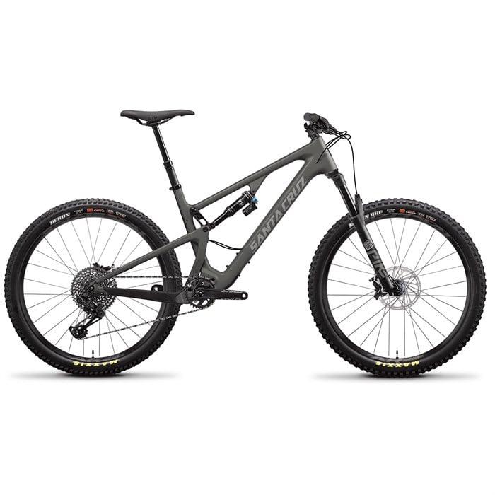 Santa Cruz Bicycles - 5010 C S+ Complete Mountain Bike 2020
