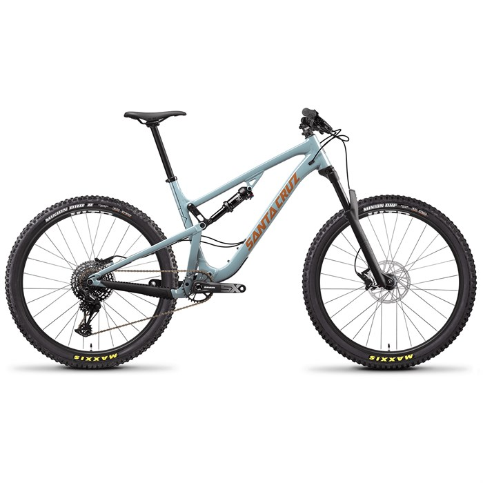 Santa Cruz Bicycles - 5010 C S+ Complete Mountain Bike 2020
