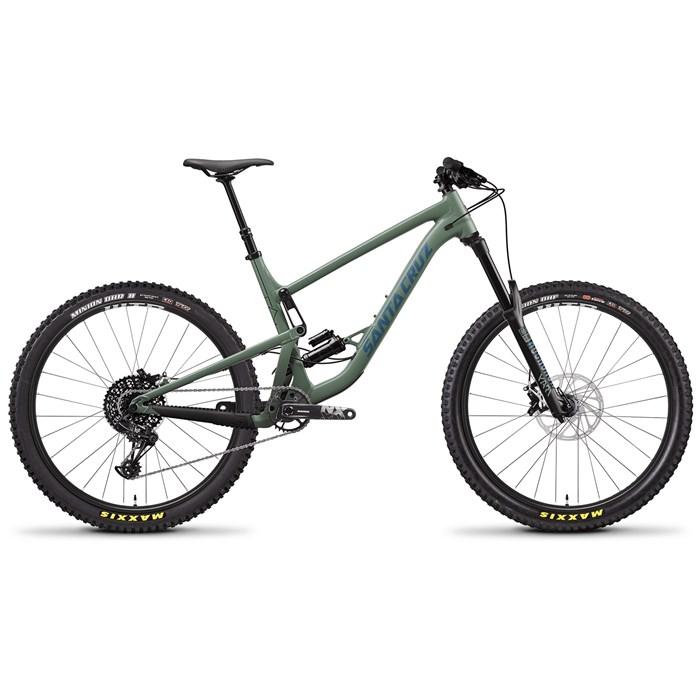 Santa Cruz Bicycles - Bronson A R Complete Mountain Bike 2020