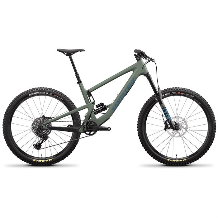 Santa Cruz Bicycles - Bronson C S+ Complete Mountain Bike 2020