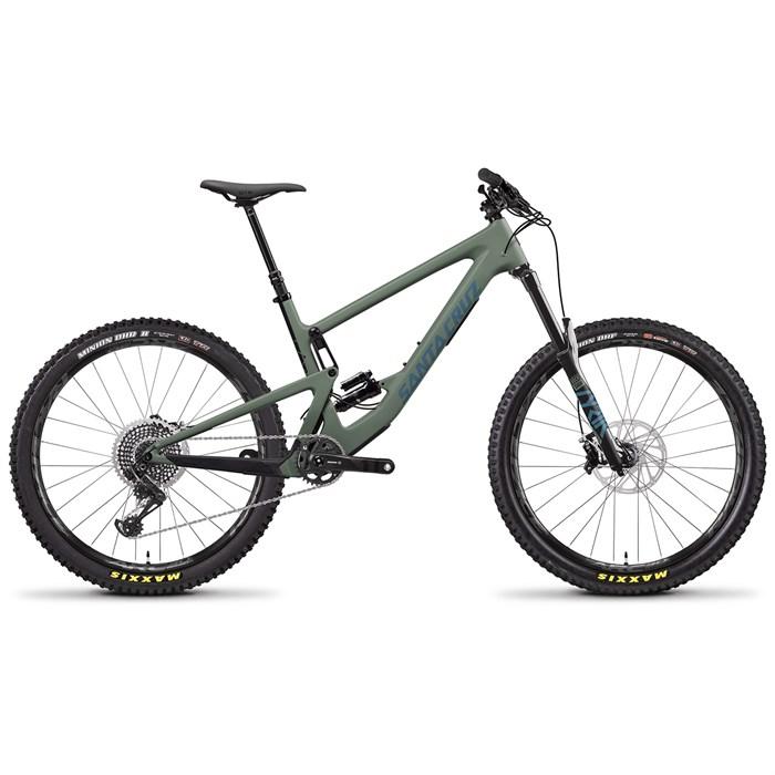 Santa Cruz Bicycles - Bronson CC X01 Complete Mountain Bike 2020