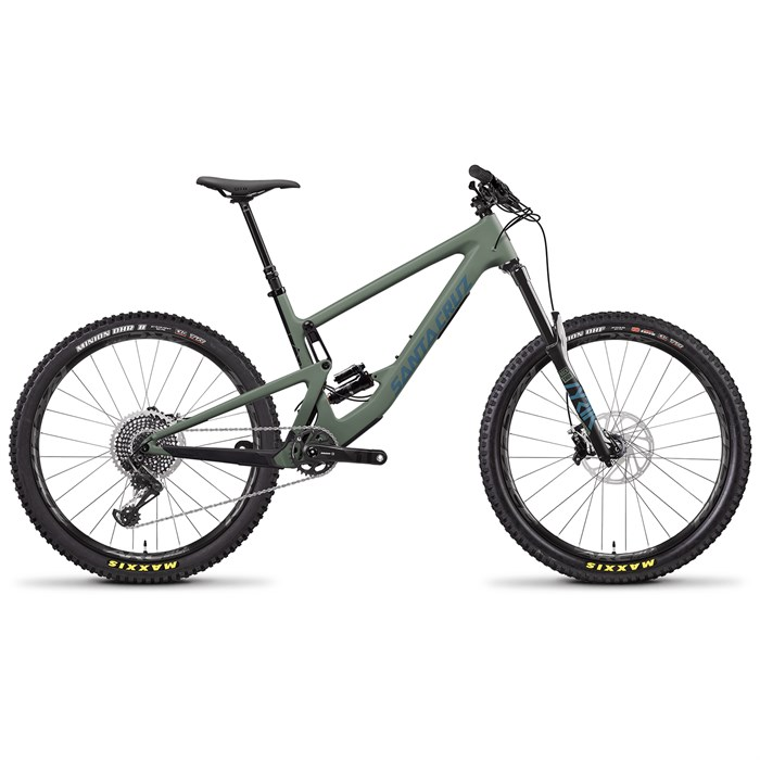 Santa Cruz Bicycles - Bronson CC X01 Complete Mountain Bike 2020