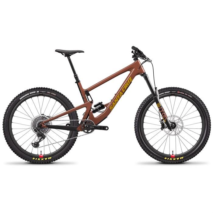 Santa Cruz Bicycles - Bronson CC X01 Reserve Complete Mountain Bike 2020