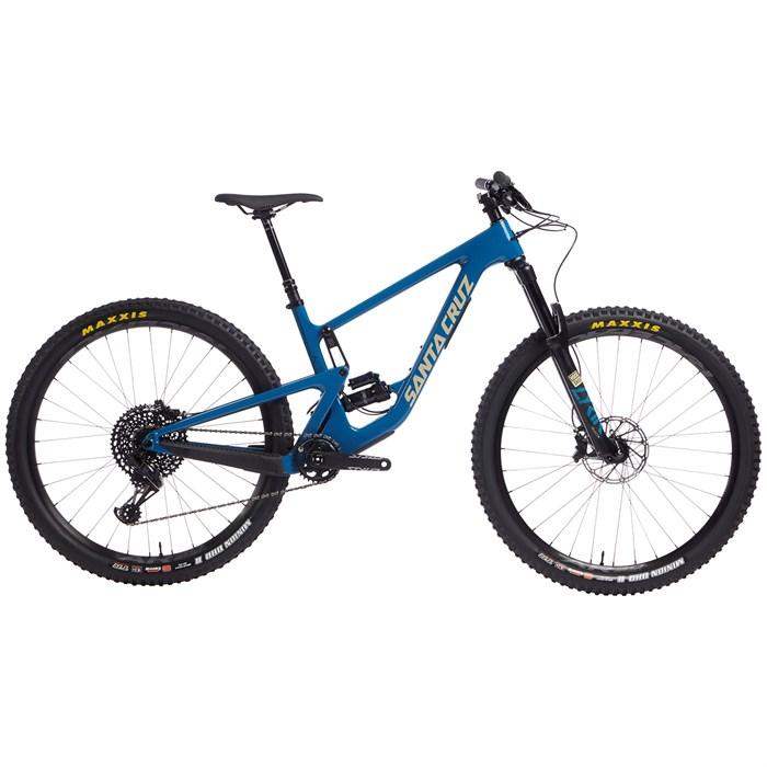 Santa Cruz Bicycles - Hightower C S Complete Mountain Bike 2020