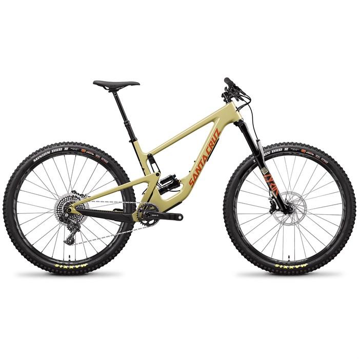 Santa Cruz Bicycles - Hightower CC X01 Complete Mountain Bike 2020