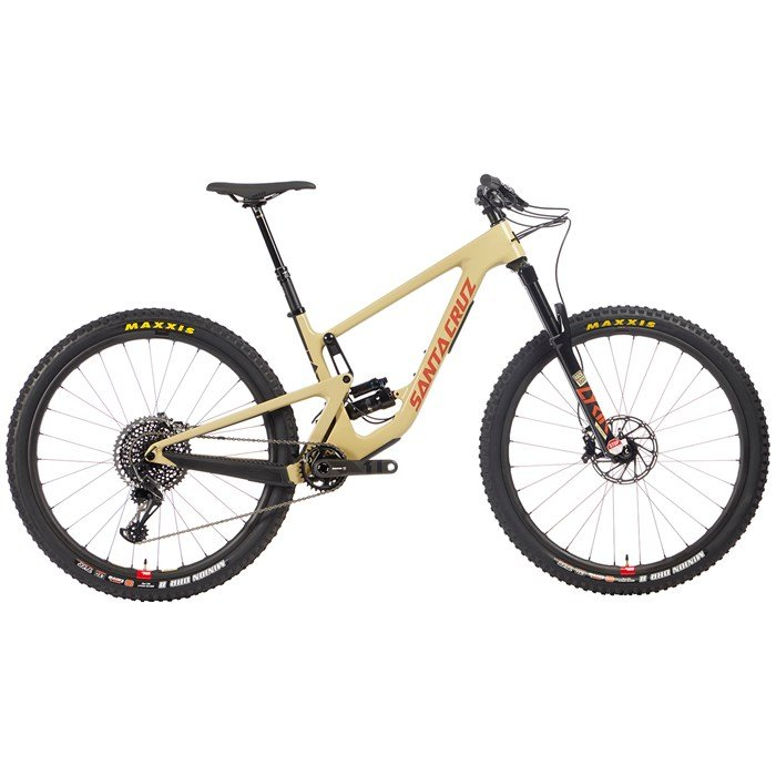 Santa Cruz Bicycles - Hightower CC X01 Reserve Complete Mountain Bike 2020