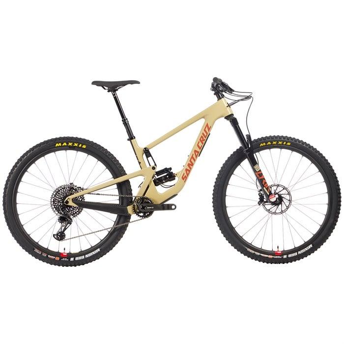 Santa Cruz Bicycles - Hightower CC X01 Reserve Complete Mountain Bike 2020