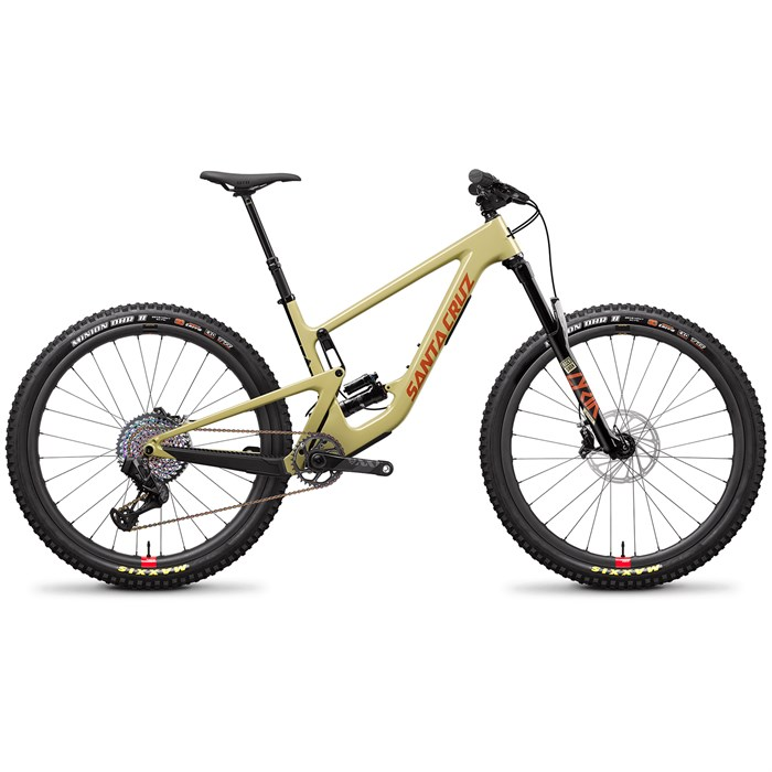 Santa Cruz Bicycles - Hightower CC XX1 AXS Reserve Complete Mountain Bike 2020