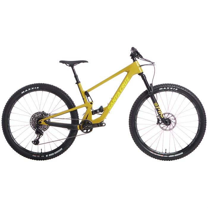 Santa Cruz Bicycles - Tallboy CC X01 Complete Mountain Bike 2020