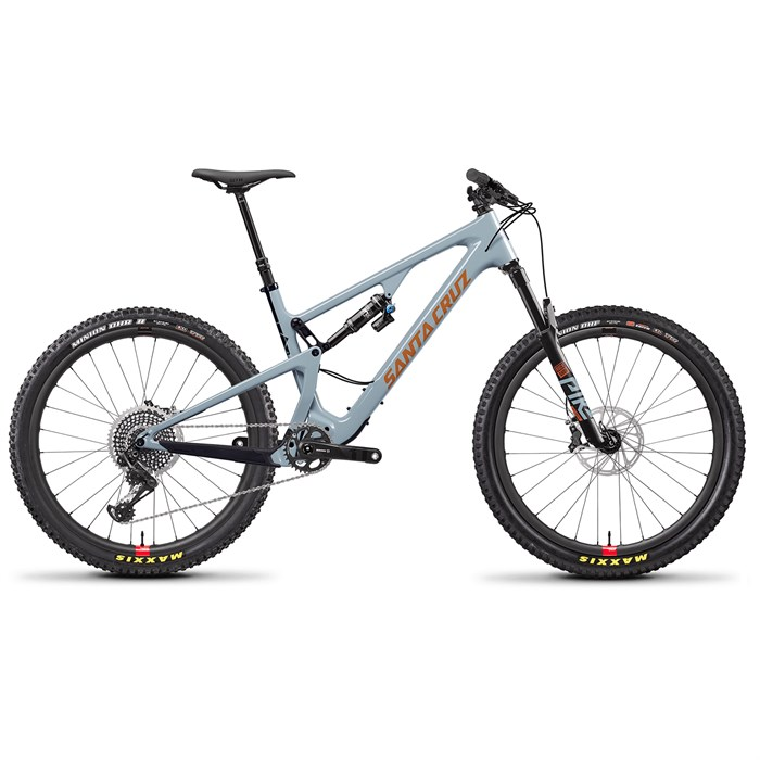 Santa Cruz Bicycles - 5010 CC X01 Reserve Complete Mountain Bike 2020
