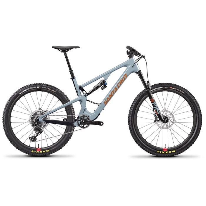 Santa Cruz Bicycles - 5010 CC X01 Reserve Complete Mountain Bike 2020